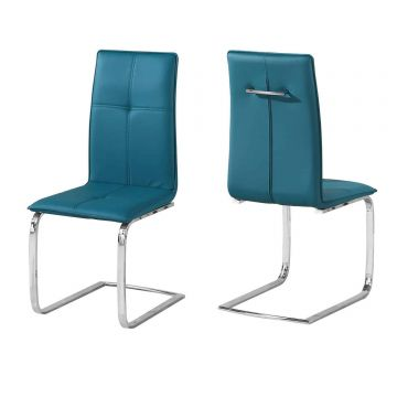 Opus Leather Dining Chair (Pair)