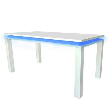 Milano LED Dining Table