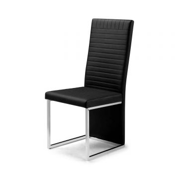 Tempo Leather Dining Chair
