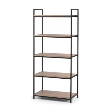 Tribeca Wooden Tall Bookcase