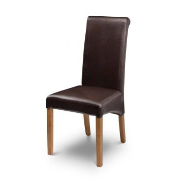 Cuba Leather Dining Chair
