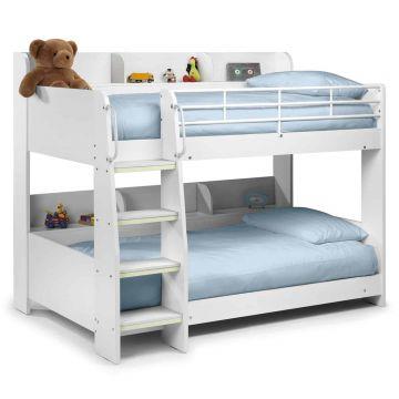 Domino Wooden Bunk Bed