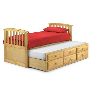 Hornblower Cabin Bed With 3 Drawer and Underbed
