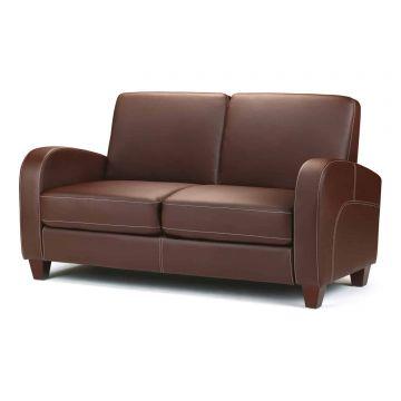 Vivo Leather 2 Seater Sofa