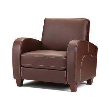 Vivo Leather Arm Chair