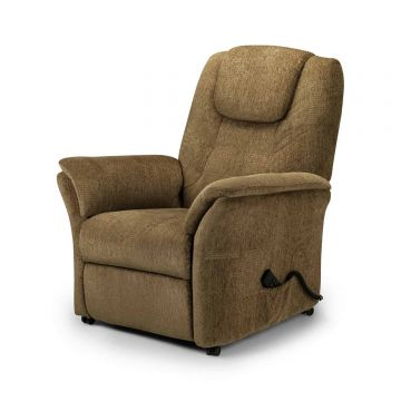 Riva Rise & Recliner Fabric Chair