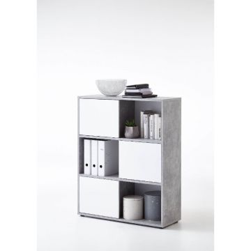 Luiz Small Bookcase