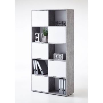 Luiz Large Bookcase