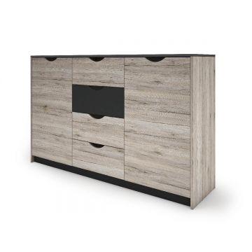 Mona Storage 2 Door 4 Drawer Sideboard