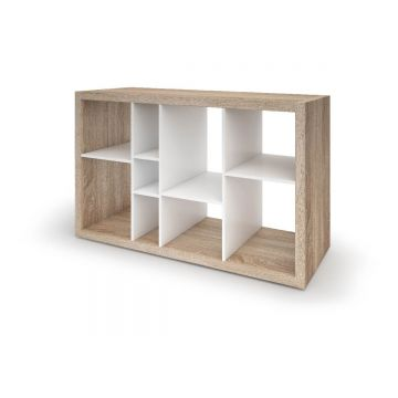 Bronto Low Wide Bookcase / Sideboard
