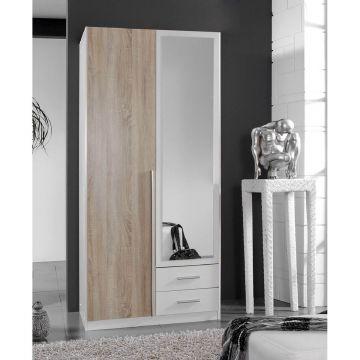 Artic 2 Door 2 Drawer Wardrobe