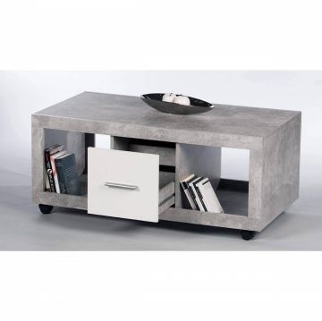 Pietra 1 Drawer Coffee Table