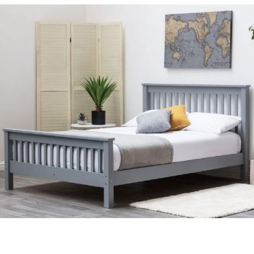 Adlington Wooden Bed