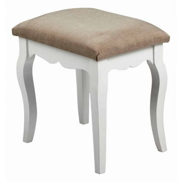 Brittany Fabric Stool
