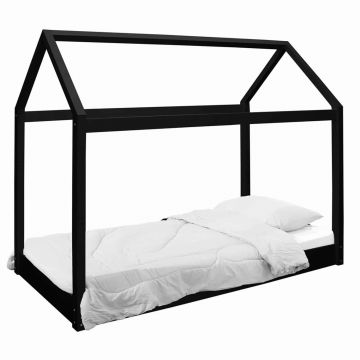 Hickory House Wooden Bed