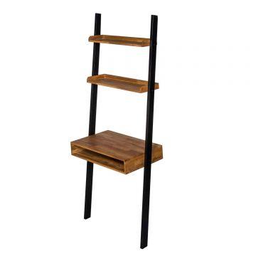 Copenhagen Ladder Desk with Shelving
