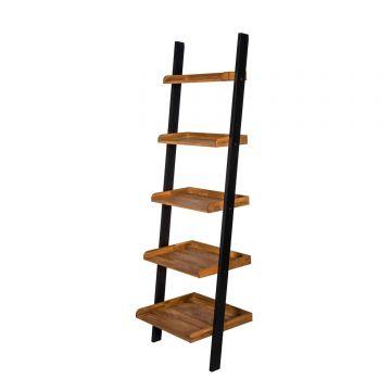 Copenhagen Ladder Shelving Bookcase