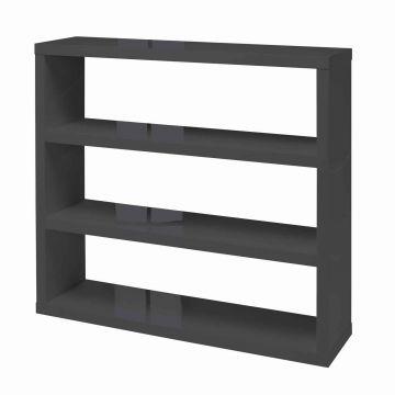 Puro Charcoal Bookcase