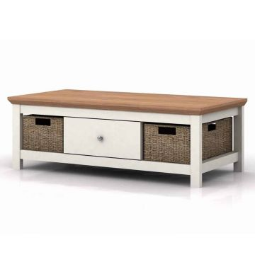Cotswold 1 Drawer Coffee Table