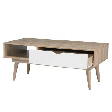 Scandi 1 Drawer Coffee Table