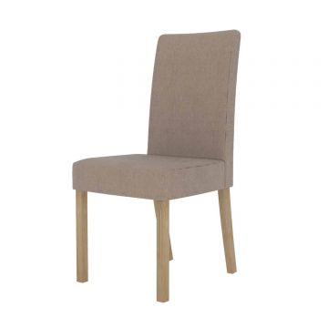 Melodie Fabric Dining Chair (Pair)