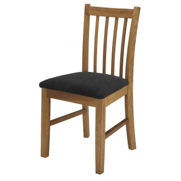Brooklyn Wooden Dining Chairs (Pair)