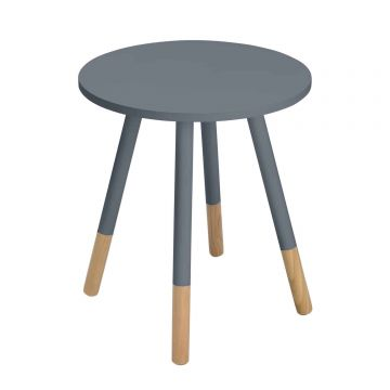 Costa Wooden Side Table