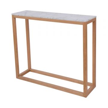 Harlow Marble Console Table
