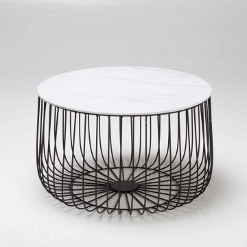 Enzo Birdcage Large Coffee Table