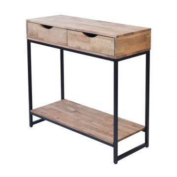 Mirelle 2 Drawer Console Table