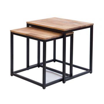 Mirelle Nest of 2 Tables