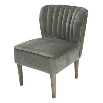 Bella Velvet Chair