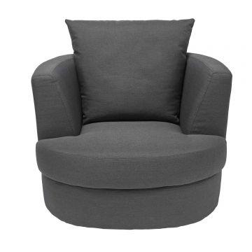 Bliss Small Snug Swivel Chair