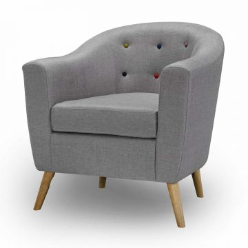 Hudson Fabric Chair