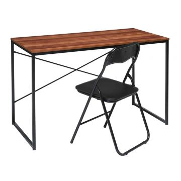 Tokyo Desk with Folding Chair