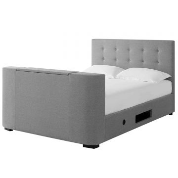 Mayfair Fabric TV Bed
