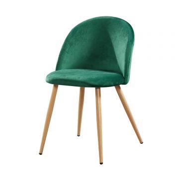 Venice Velvet Dining Chair (Pair)