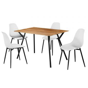 Lisbon Dining Table Set