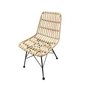Hadley Rattan Dining Chair (Pair)