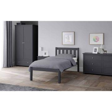 Luna Wooden Bed