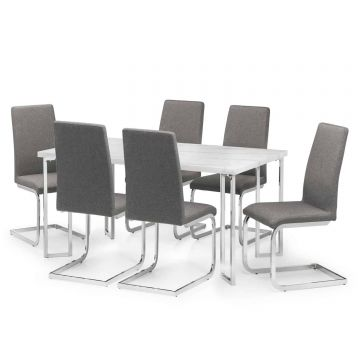 Positano Dining Table with 6 Chairs