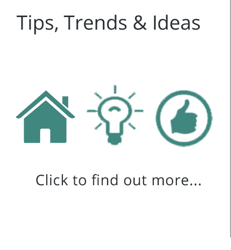 tips, trends and ideas
